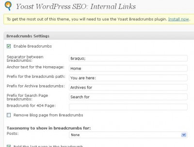 How To Add Breadcrumbs To Your WordPress Website Or Blog